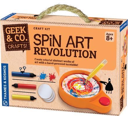 Spin Art Revolution picture