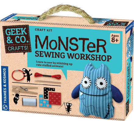 Monster Sewing Workshop picture