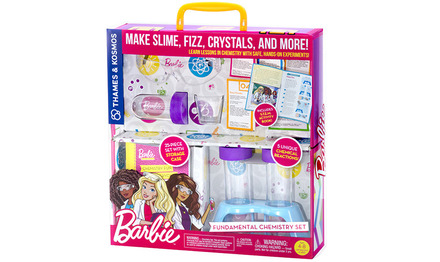 Barbie Fundamental Chemistry Set picture