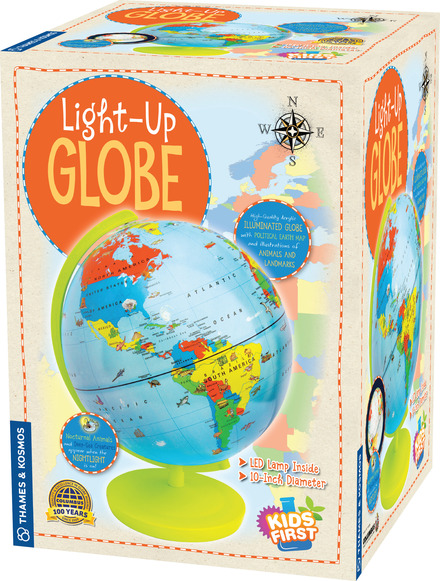 Kids First Light-Up Globe picture