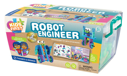 Robot Engineer picture
