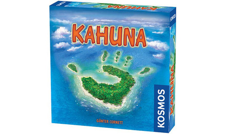 Kahuna (2-player) picture