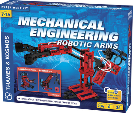 Mechanical Engineering: Robotic Arms picture