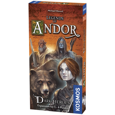 Legends of Andor: Dark Heroes (Expansion Pack) picture