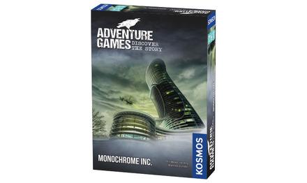Adventure Games: Monochrome Inc. picture