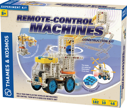 Remote-Control Machines picture