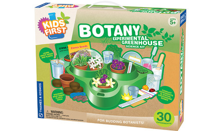 Botany - Experimental Greenhouse picture