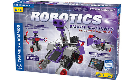 Robotics: Smart Machines - Rovers & Vehicles picture