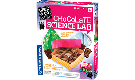 Chocolate Science Lab picture