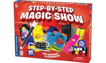Step-by-Step Magic Show picture