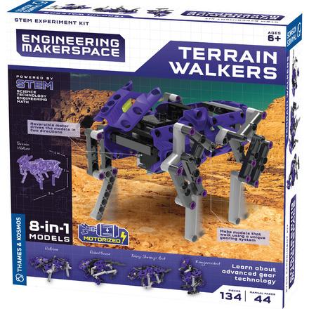 Terrain Walkers picture