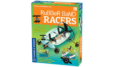 Rubber Band Racers picture