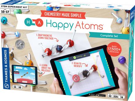 Happy Atoms Complete Set (50 Atoms) picture