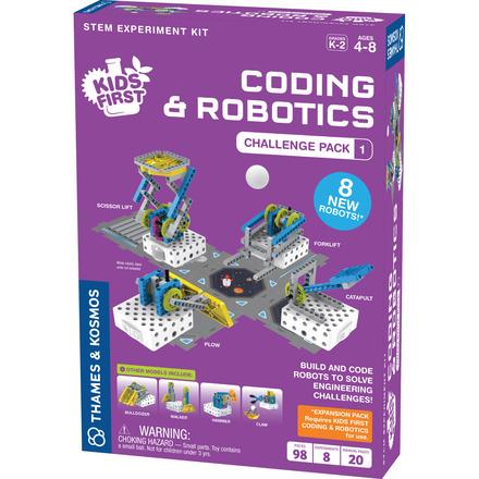 Coding & Robotics: Challenge Pack 1 picture