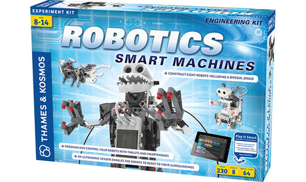 Robotics: Smart Machines picture