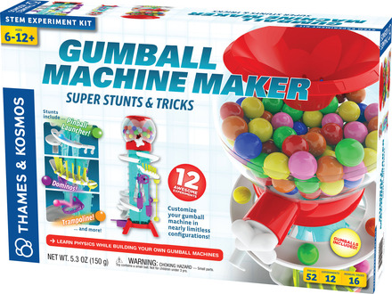 Gumball Machine Maker - Super Stunts and Tricks picture