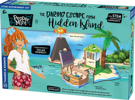 Pepper Mint in The Daring Escape from Hidden Island picture