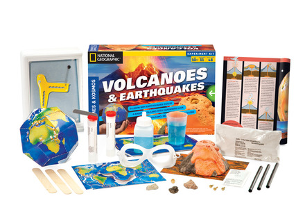 Volcanoes & Earthquakes picture