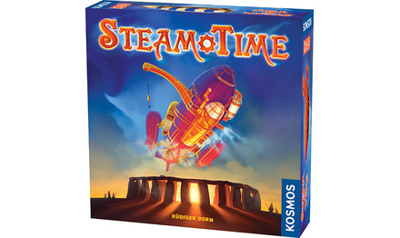 Steam Time picture