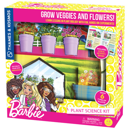 Barbie Plant Science Kit picture