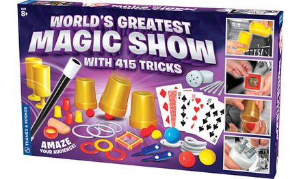 World's Greatest Magic Show (with 415 Tricks) picture
