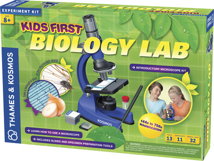 Kids First Biology Lab picture