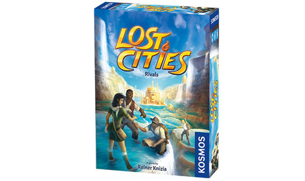 Lost Cities: Rivals picture