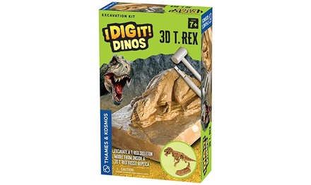 I Dig It! Dinos - 3D T. Rex Excavation Kit picture