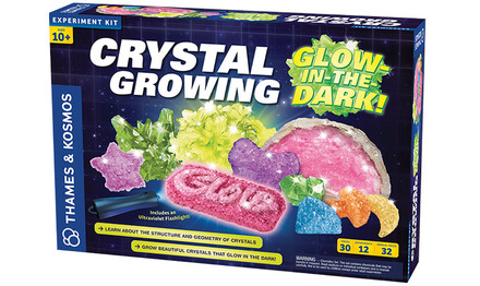 Crystal Growing: Glow-in-the-Dark picture
