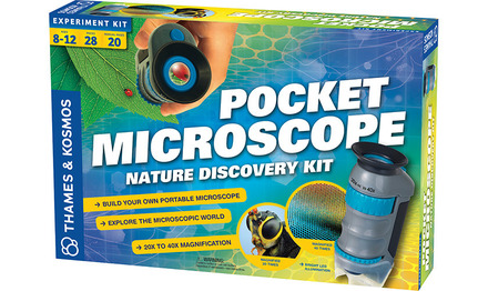 Pocket Microscope: Nature Discovery Kit picture