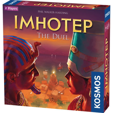 Imhotep: The Duel (2-player) picture