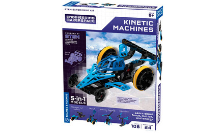 Kinetic Machines picture