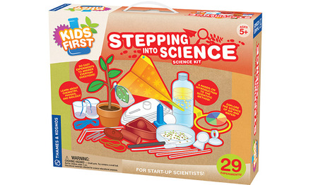 Stepping into Science picture