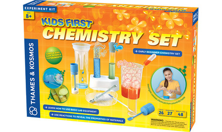 Kids First Chemistry Set picture