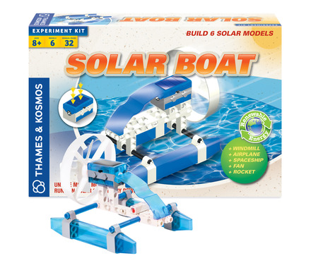 Solar Boat picture