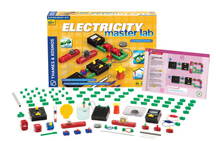 Electricity: Master Lab picture
