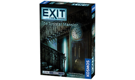 EXIT: The Sinister Mansion picture