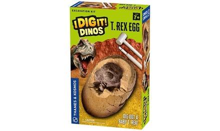 I Dig It! Dinos - T. Rex Egg Excavation Kit picture