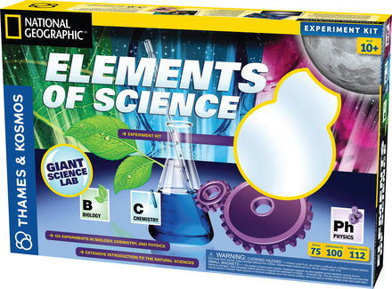 Elements of Science picture