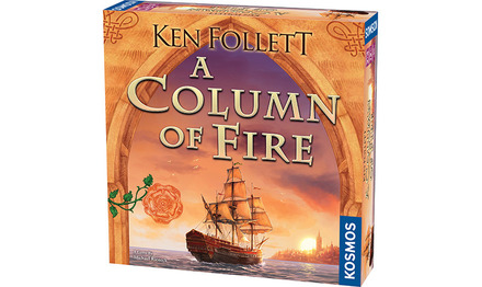 A Column of Fire: The Game picture