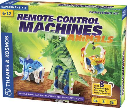 Remote-Control Machines: Animals picture
