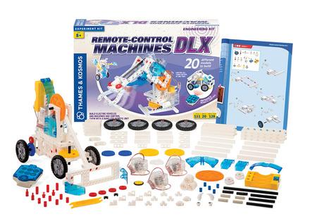 Remote-Control Machines DLX picture
