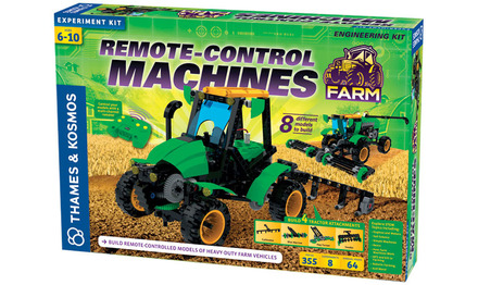 Remote-Control Machines: Farm picture