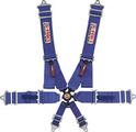 PRO 6PT Camlock Harness-Blue