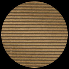"Corrugated E-Flute Kraft Brown 29"" x40"" picture"