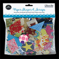 Paper Shapes & Scraps - 250 grams