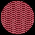 """Illusion Burgundy 90#, 20"""" x 26"""""""