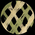 "Amate Lattice - Green/Natural 15.5"" x 23.5"""