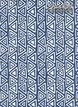 "Frieze - White/Copenhagen Blue, 22"" x 30"", 22"" x 30"" additional picture 1"