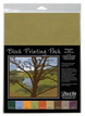 """Assorted Colors """"Earth"""" Block Printing Pack additional picture 1"""
